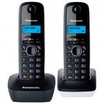 KX-TG1612RU1 Grey/White Телефон беспроводной DECT