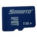 Карта памяти micro SDHC 8GB Class 10 SMTMSD-00810R