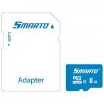 Карта памяти micro SDHC 8GB UHS-I SMTMSD-00804RA