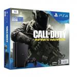 4 1Тб (CUH-2008B)+ Call of Duty: Infinite Warfare Игровая консоль