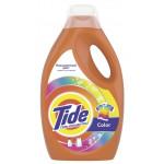 Жидкий стиральный порошок TIDE Color концентрированный, 2,47л
