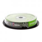 4.7GB 16X Cakebox 10 DVD-R набор дисков
