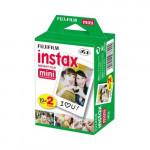 Instax Mini Glossy 10/2PK Фотопленка