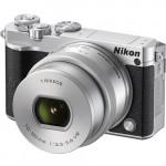 1 J5 10-30 PD-Zoom Silver Цифровой фотоаппарат со сменной оптикой