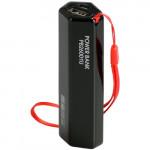 PB26001U Black/Red Аккумулятор внешний