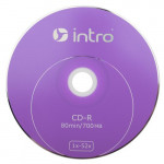 700MB 52X CD-R набор дисков