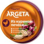 Паштет ARGETA из куриной печени, 95 г