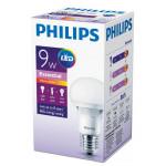 Лампа LED PHILIPS 9W E27, теплый свет
