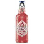 Пивной напиток GARAGE Брусника стекло в упаковке, 20х0,44л