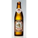 Пиво светлое WOLPERTINGER Hefe Weisse пшеничное стекло, 0,5л