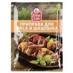 Приправа FINE LIFE для мяса и шашлыка, 30 г
