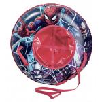 Тюбинг 1TOY WINX Человек-паук, 100 см