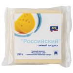 Сырный продукт ARO Российский, 250 г