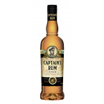 Настойка CAPTAIN'S RUM Gold, 0,5 л