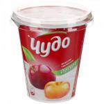 Йогурт ЧУДО со вкусом вишня-черешня 2,5%, 290 г
