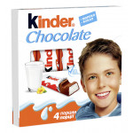 Шоколад KINDER Chocolate, 50 г