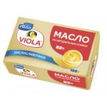 Масло кислосливочное VIOLA 85%, 180 г
