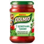 Итальянский соус DOLMIO с ароматными травами, 350 г
