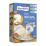 Рис ЯНТАРЬ Мистраль, 8х62 г, 500 г