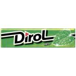 Жевательная резинка DIROL со вкусом мяты, 13,6 г