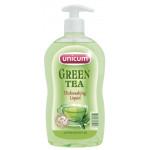 Средство для мытья посуды UNICUM Green Tea, 550 мл