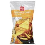 Кукурузные чипсы FINE Life Tortilla chips cheese, 200 г