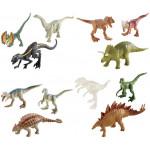Фигурки в наборе JURASSIC WORLD Мини-динозавры в упаковке, 3шт