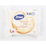 Влажная туалетная бумага ZEWA Pure, 42 листа