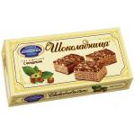 Торт вафельный ШОКОЛАДНИЦА фундук, 270г