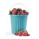 Ведро для ягод ARCHIMED в ассортименте, 3л