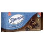 Вафли ПРИЧУДА тёмный шоколад, 175г