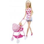 Кукла с новорожденным STEFFI