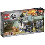 Конструктор LEGO 75927 Побег стигимолоха из лаборатории