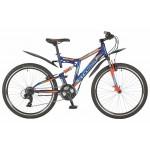 Велосипед STINGER Highlander, d26