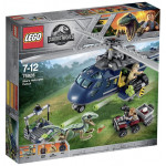 Конструктор LEGO 75928 Погоня за Блю на вертолёте