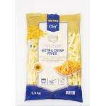 Супер хрустящий картофель фри METRO CHEF стелс, 2,5 кг