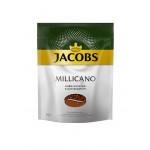 Кофе растворимый JACOBS Mellicano в эконом-пакете, 75 г