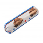 Мороженое пломбир ARO Шоколад полено, 1 кг