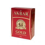 Чай AKBAR Gold листовой, 250 г