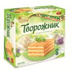 Торт ЧЕРЕМУШКИ Творожник творожно-йогуртовый, 630 г