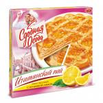 Пирог песочный Итальянский пай с Лимоном, СДОБНАЯ ОСОБА, 400 г
