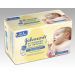 Детские влажные салфетки JONSONS BABY, 224 шт