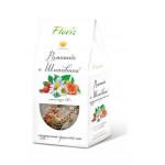 Чай травяной FLORIS Ромашка и шиповник, 40 г