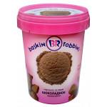 Мороженое пломбир BASKIN ROBBINS Шоколадное ведерко, 600г