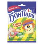 Суфле БОН ПАРИ Кислые в кубе, 65 г