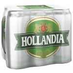 Пиво HOLLANDIA, 0,45 л