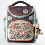 Ранец BERLINGO Птицы + мешок для обуви