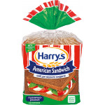 Хлеб пшенично-ржаной HARRY'S American Sandwich, 470 г