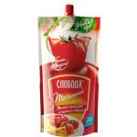 Кетчуп томатный СЛОБОДА, 350г
