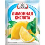 Лимонная кислота ТРАПЕЗА, 25 г